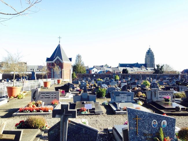 Cemetery, Namur, Belgium Cemetery Namur Belgium