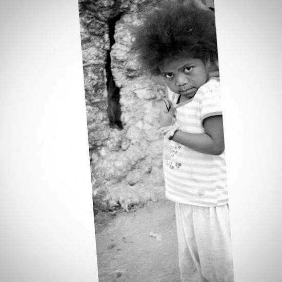 Blackandwhite Portrait Aeta Child Vilamaria Beauty Stolenshot 356daysPhotoProject
