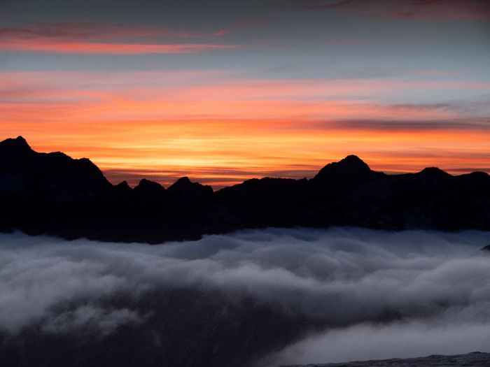 Sunrise Above