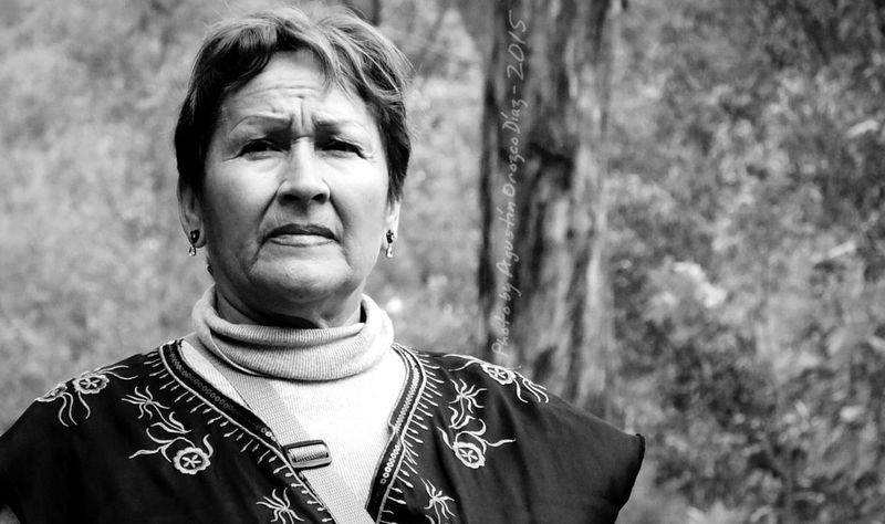Mi Madre  People Rostros De México Photo By Agustín Orozco Díaz - 2015 Black And White Friday Black And White Friday