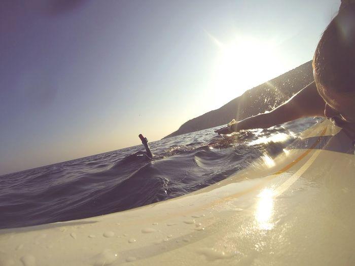 Surf's Up Open Edit Sea