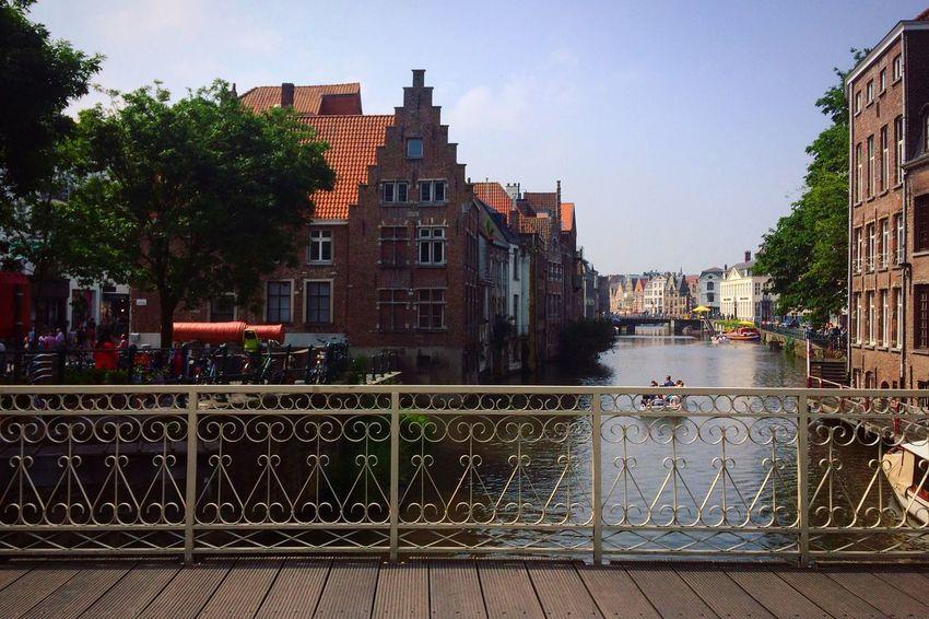 Belgium Photography Belgique Architecture Gent Gand Pont