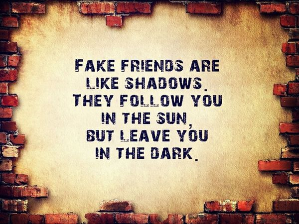 The Truth Fakefriends Quoteoftheday Fuckeveryoneelseisaboutme hahaha