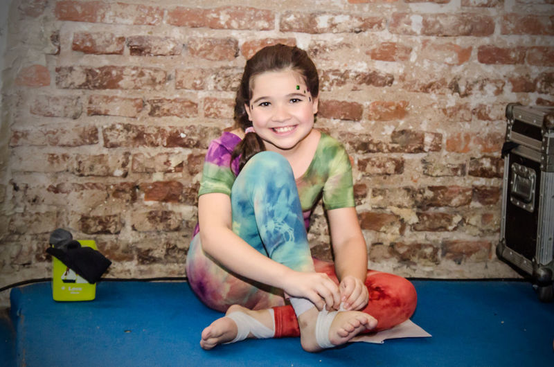 niña sonriendo Happy Girl  Beautiful Smile Trapecista Children Children Photography Acrobat Acrobatics  Acrobacy Trapecio Gymnastic
