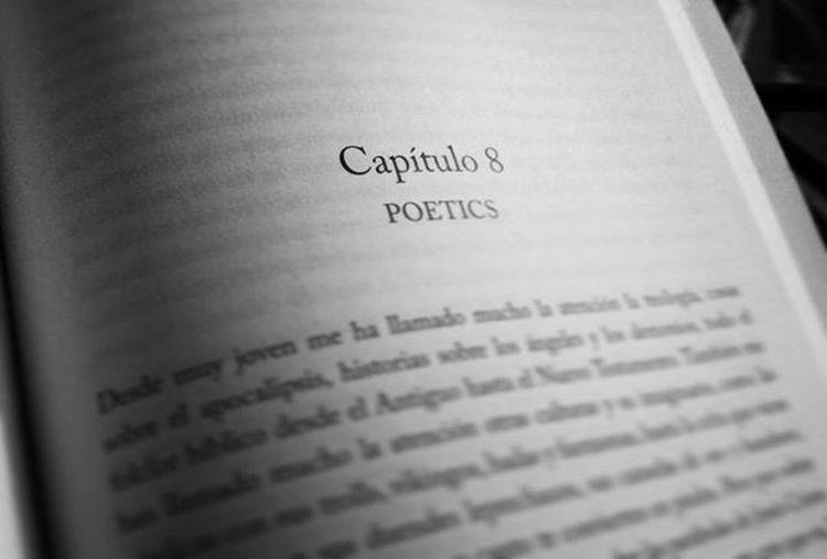 Poetics 😏