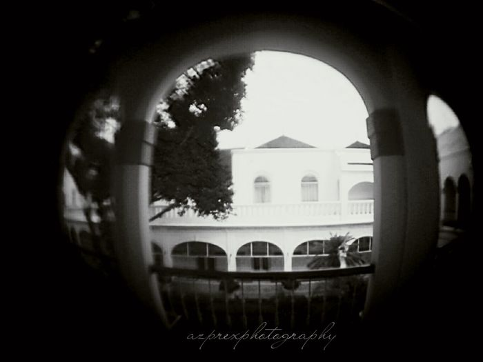 Showcase: December Peep Hole Old Building  Taking Photos Indonesia_photography Mobile Photography Surabaya