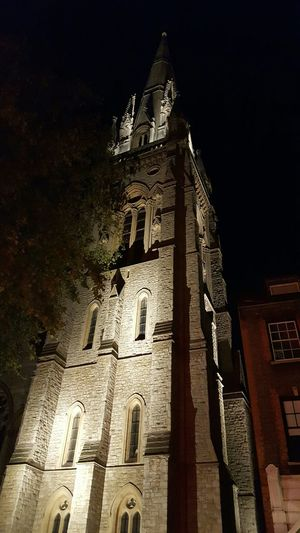 St Mary Abbots Church Check This Out Taking Photos Hello World Stmaryabbots Church Kensington Architecture Nightphotography