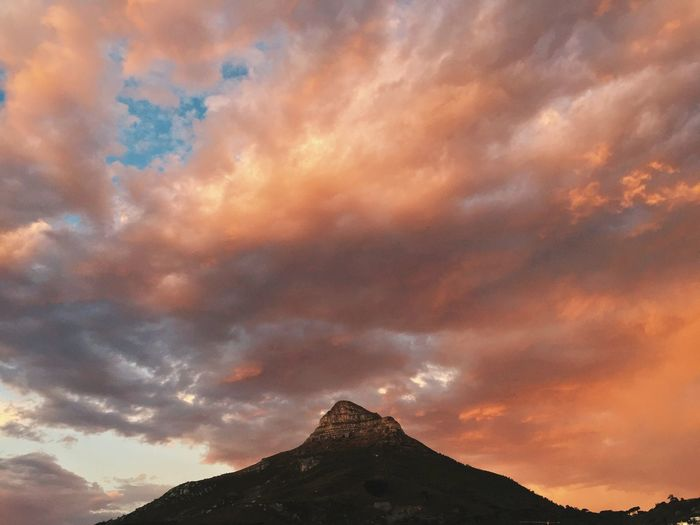 Cloud - Sky Sky Mountain Nature Tranquility Beauty In Nature Scenics Outdoors No People Day