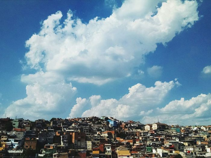 Favela Osasco Saopaulo Sampa Sky Skylovers Casas