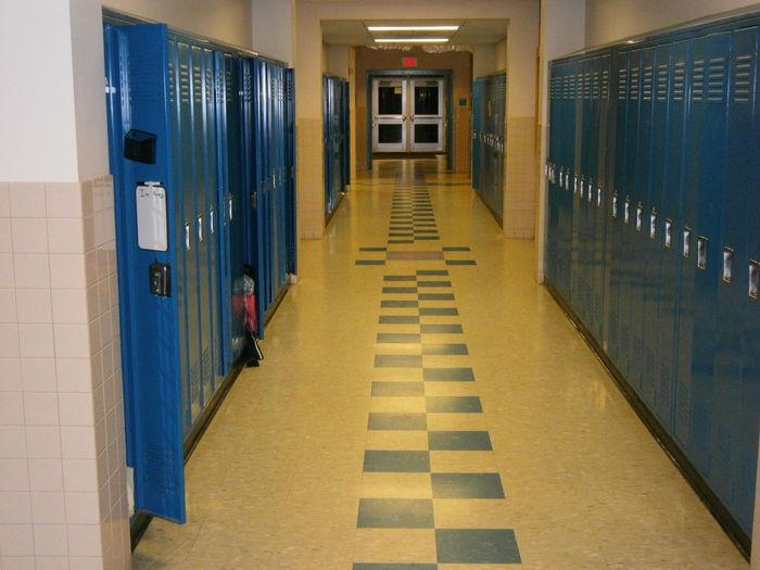 Day Door Indoors  Locker No People