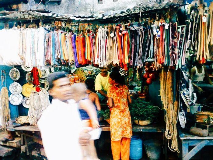 Multi colored shop for sale