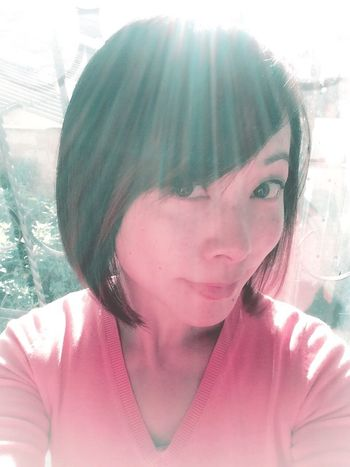 Yes, yes, yes, I couldn't help it, I had to go back to Shorthair That's Me! Me, Myself And I Narcissistic Tendencies Narcissism The New Self-Portrait Brown Eyes finally no more Fake Blonde damaged hair, back to my roots! Lol~ Millennial Pink