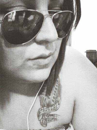 That's Me Selfie Monochrome Blackandwhite