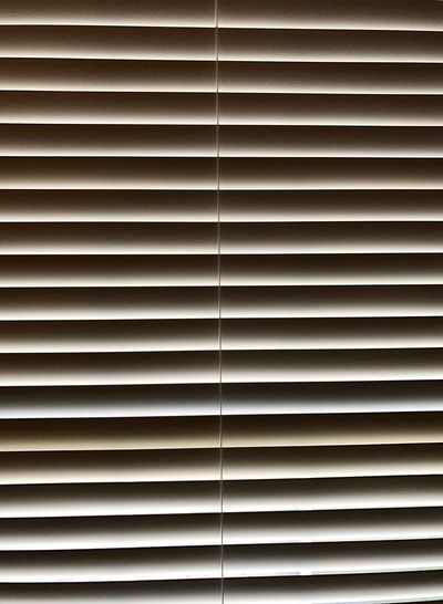 Close-up of blinds