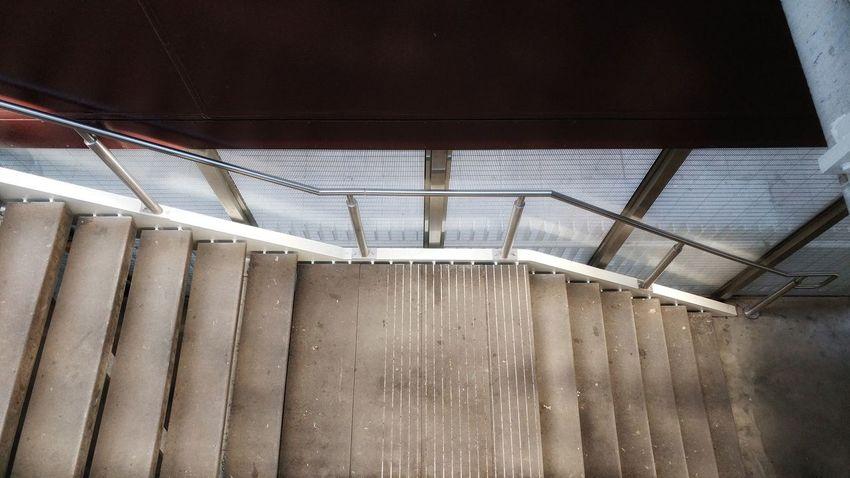 Stairs CTA