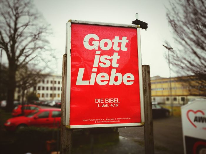 Gott ist Liebe Gott Ist Liebe God Is Love God Is Love ❤ Jesus Loves You! JESUS LOVES U Jesus Loves You HuaweiP9 Huaweiphotography Huawei P9 Leica Huawei Photography HuaweiP9Photography Huawei P9 Plus HuaweiP9plus Huawei P9 Photos Huawei Shots Huaweip9photos Huawei Photos Deutschland. Dein Tag Deutschland Germany Today JesusSaves Jesus Is My Savior Christianity Christian Message Red Text Warning Sign Emergency Sign Danger Accidents And Disasters