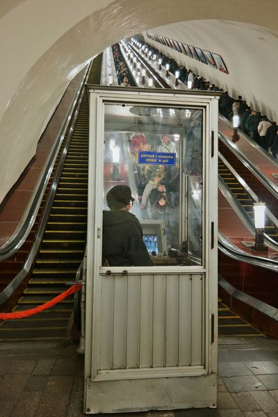 Moscow's metro - the best place to hide from the freezing cold Russian winter. Escalator EyeEm EyeEm Best Shots EyeEmBestPics Moscow Moscow Metro Moscow, Москва Moscowmetro Street Photography Streetphotography Underground Underground Station
