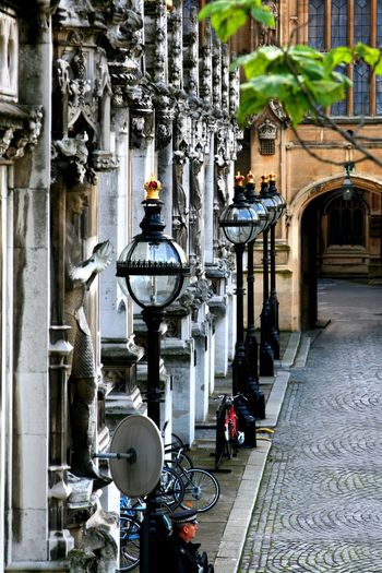 Tranquil streets of London Architecture Bobby Building Exterior London Street Street Lamps Tranquil Street Scene United Kingdom
