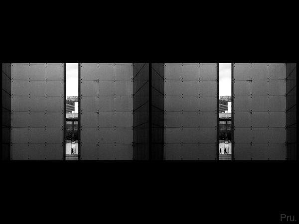 Silhouettes Parcandrecitroen Paris Blackandwhite First Eyeem Photo Spying Diptic Diptyque
