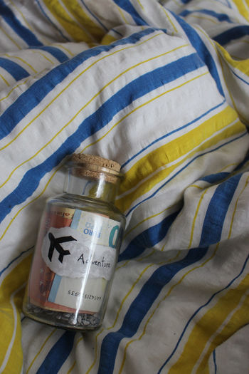 Traveling Adventure Desire Saving Money Indoors  Bedroom Bed Blanket Color Contrast Canon 700D Focus Germany Economy The Photojournalist - 2017 EyeEm Awards Neighborhood Map BYOPaper! Live For The Story
