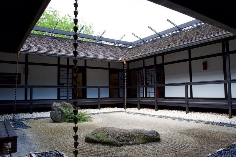 Yamato-kan Japanese Garden Garden Architecture Japanese Culture