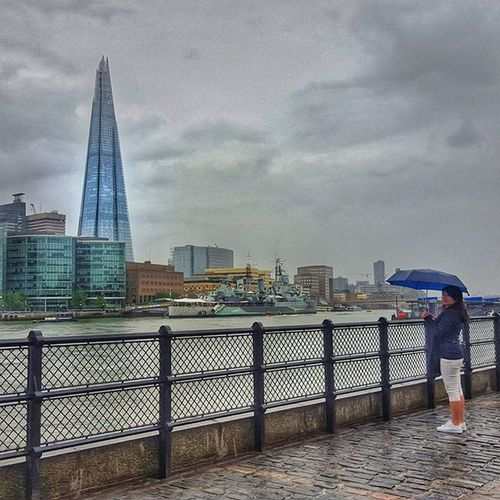 Rain or Shine , much Love to @london Thanks again for supporting @fivemilesinmyshoes Fivemilesinmyshoes
