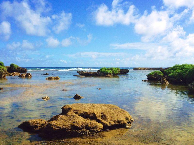 Sky Nature Sea Rock - Object First Eyeem Photo