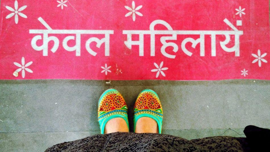 Ladies Only. DelhiMetro LadiesONLY  Hanging Out EyeEm Gallery Selfportraits Showcase April DelhiGram Delhidiaries Photooftheday TheWeekOnEyeEM