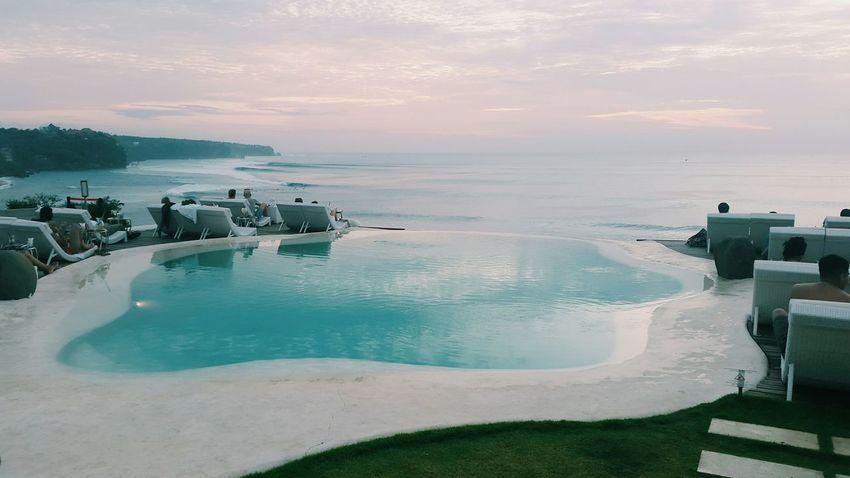 Bali, Indonesia Hello World Poolbar ElKabron