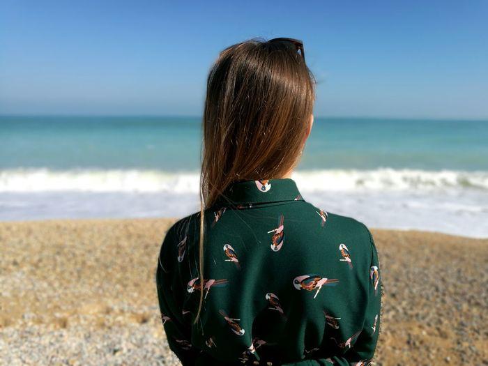 It's A Beautiful Day Sannyday Sea Giornata Bellissima