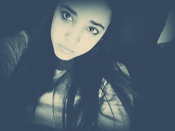 Girl Beautiful Selfie