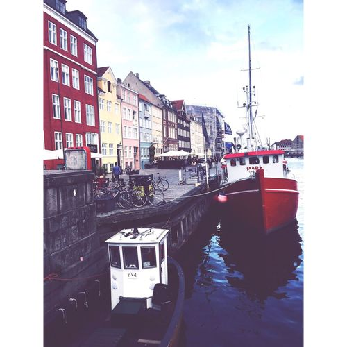 Gorgeous harbour! Copenhagen, Denmark Check This Out