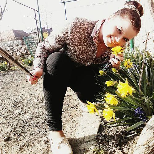 Selfie ✌ That's Me Spring Spring Flowers