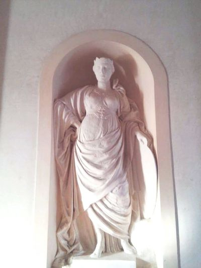 Human Representation Statue