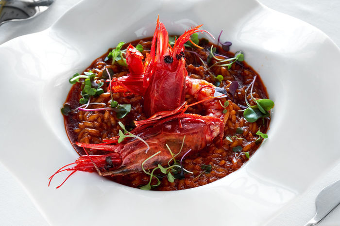 Giant prawns with rice Cuisine Rice Seafood Shrimp Close-up Dinner Food Food And Drink Garnish Giant Prawn Giant Shrimps Healthy Eating Healthy Food Main Course No People Plate Portion Prawn Prawns Prepared Food Ready-to-eat Seafood Serving Size Still Life Yummy