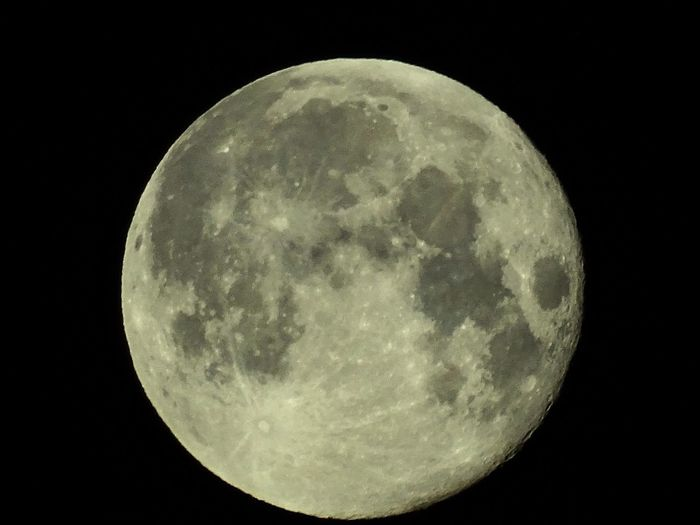 Circle Space And Astronomy Moonlight Clear Sky Space Exploration Beauty In Nature