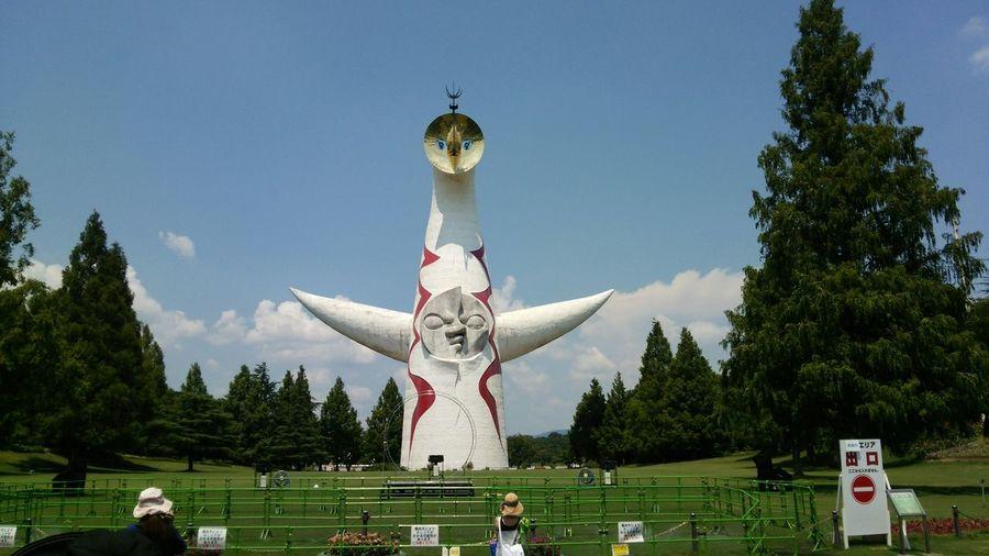 Tower Obuje Taro Okamoto First Eyeem Photo