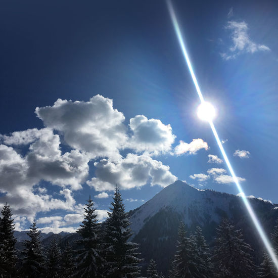 Scenic Winter View Alpine Austria Corona Radstadt SalzburgerLand Skiing Alps Backcountry Beauty In Nature Blue Day Ennstal Forest Landscape Mountain Nature No People Outdoors Range Scenics Sky Snow Sun Sunlight Tranquility