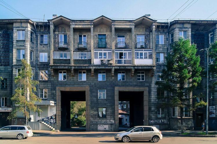 Building Architecture Façade EEA3 EEA3 - Novokuznetsk The Architect - 2015 EyeEm Awards Novokuznetsk Kuzbass Siberia Russia