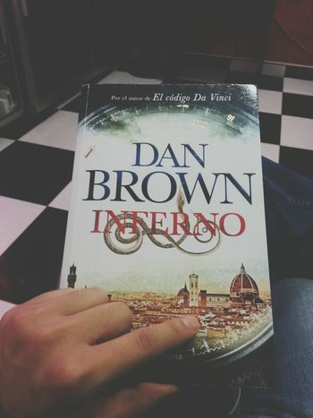Finally DanBrown Infierno  Newbook Pereira