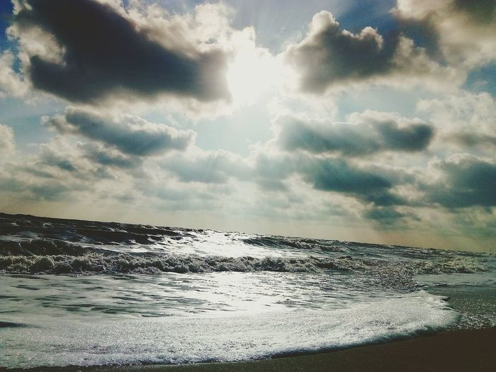 Water Sea Nature Cloud - Sky Sky Outdoors Beauty In Nature Scenics No People Day
