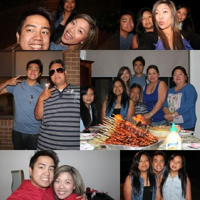Late upload! NYE 2013 with my loves! ♥ @lovejell @shelley_maemae @juliepatacsil Darylcruz NYE2013