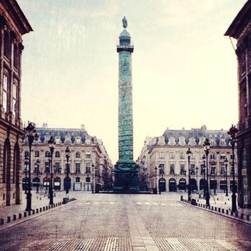 Paris NEM Street Place Vendome