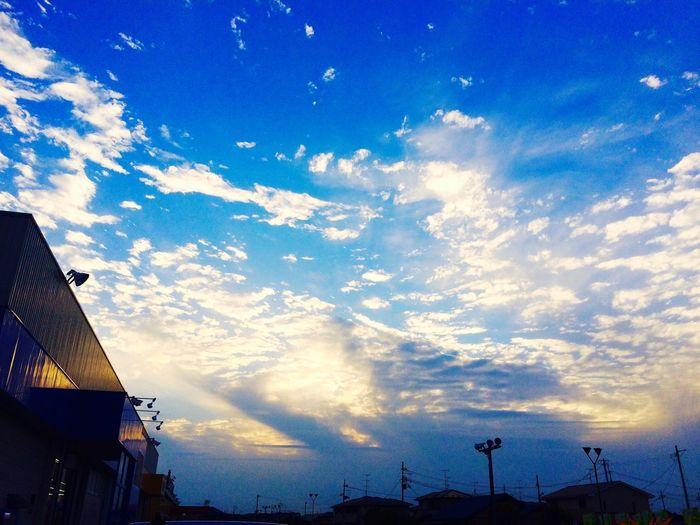 東の空の夕焼け Sky Sky_collection Sunset