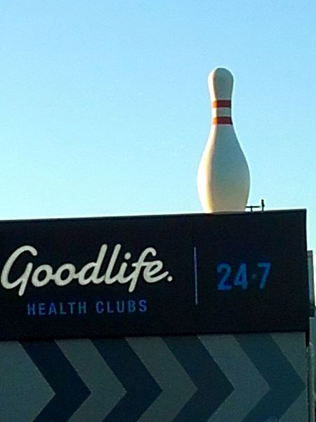 Ten Pin Bowling Big Signs Goodlife❤ Goodlife😍 On Top Of A Building Goodlife On The Roof Of A Building Signs, Signs, & More Signs SIGNS. Signs & More Signs BIG Good Life..😍 Big Things On The Roof Good Life Signage SignsSignsAndMoreSigns Signs SIGN. Taking Pictures Signs_collection Signporn Sign Check This Out Taking Photos