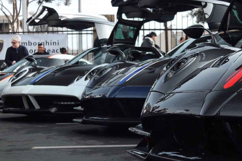 BC's Carphotography Pagani Huayra Transportation Mode Of Transport Law Men Day Automobile Industry