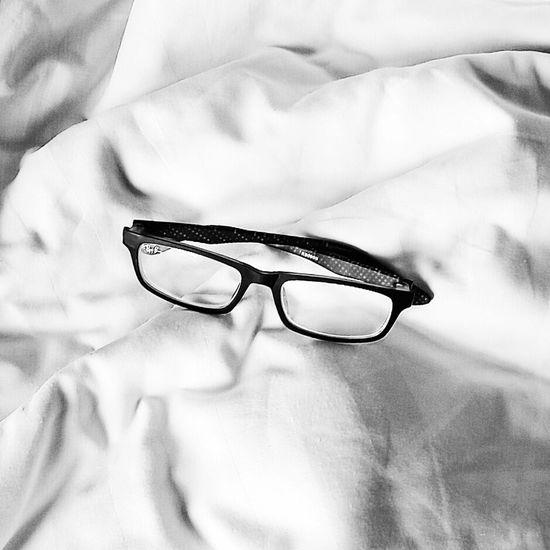 Glasses New Glasses Black & White