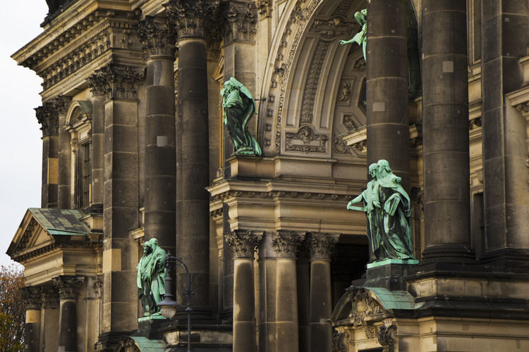 Berlin cathedral, the evangelical supreme parish and collegiate church in berlin,