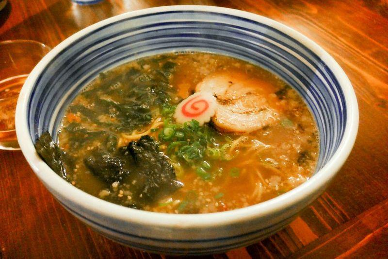 あまり日本食恋しいとかの感覚はないけど、話の種に入ってみた。普通に良かった。