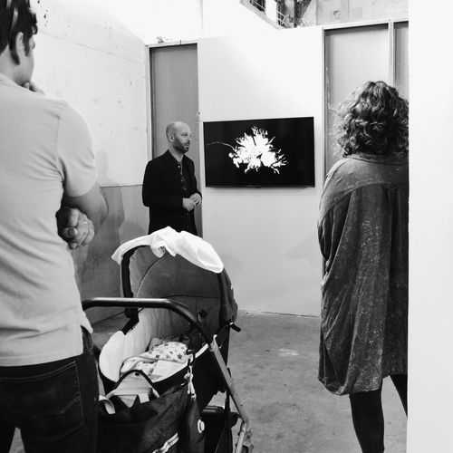 Urban Telling Stories Differently Art Exibition Photography Taking Photos Telling Stories Differtenly Eye4photography  EyeEm Best Shots People Tel Aviv Blackandwhite Black & White The Photojournalist - 2016 EyeEm Awards